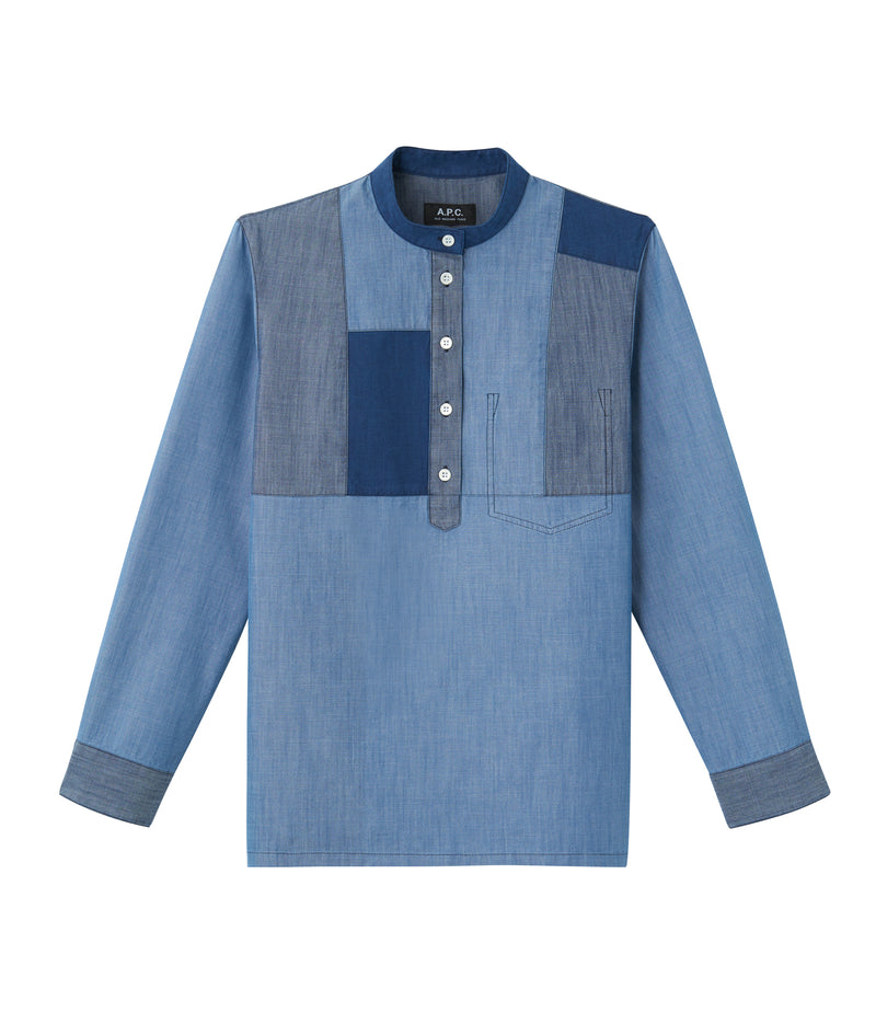This is the Isaure shirt product item. Style IAB-1 is shown.