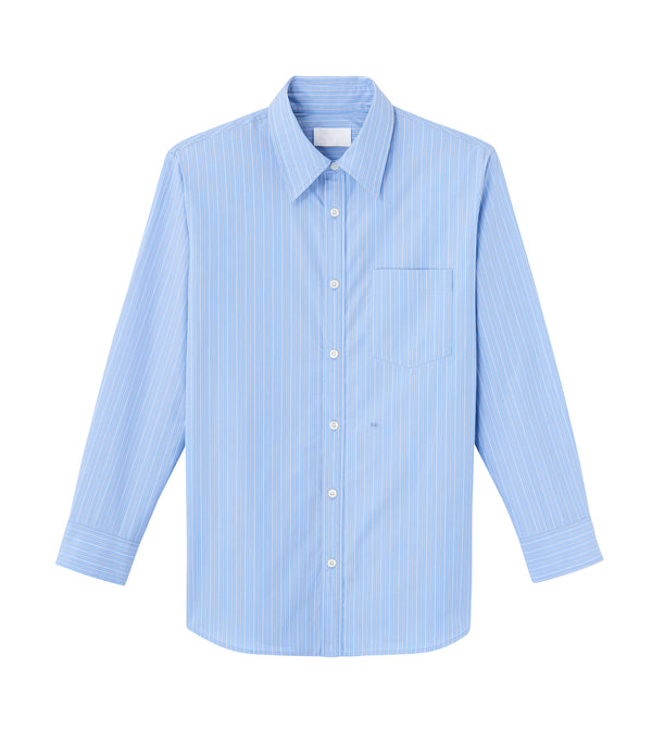 Susi shirt - IAA - Blue