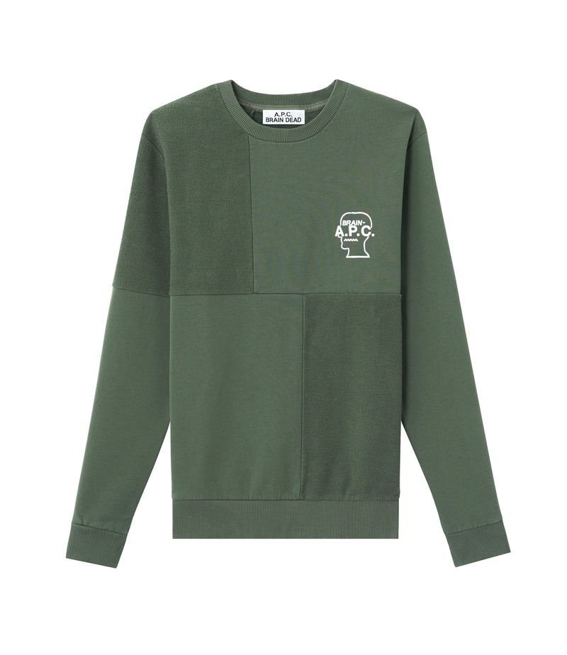 This is the Pony sweatshirt product item. Style KAE-1 is shown.