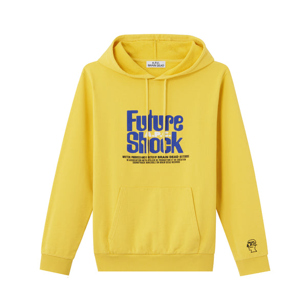 Spacy hoodie - DAA - Yellow