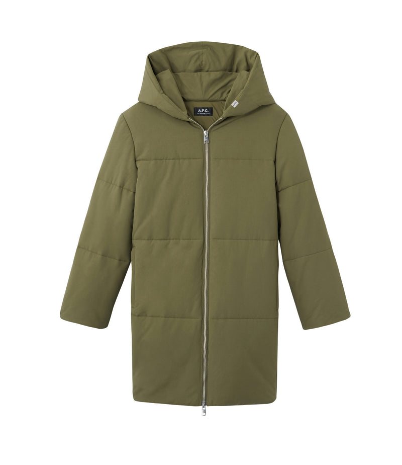 This is the Clémence winter jacket product item. Style JAC-1 is shown.