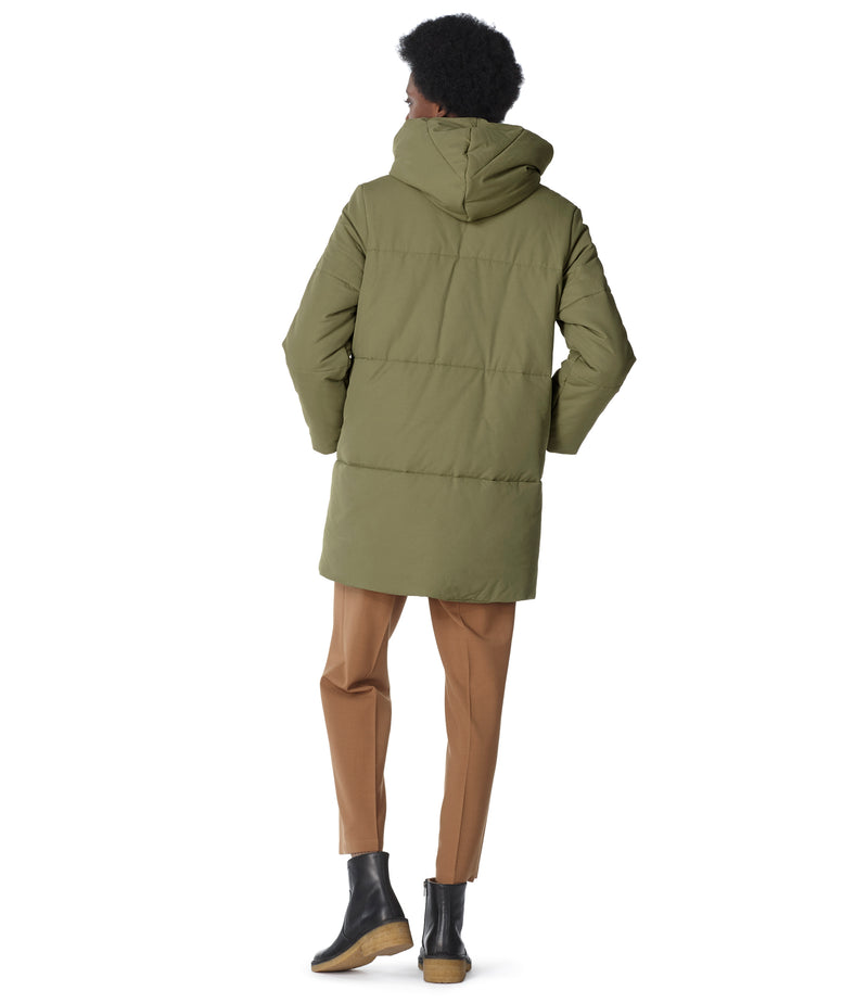 This is the Clémence winter jacket product item. Style JAC-4 is shown.