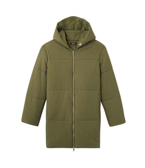 Edouard winter jacket - JAC - Military khaki