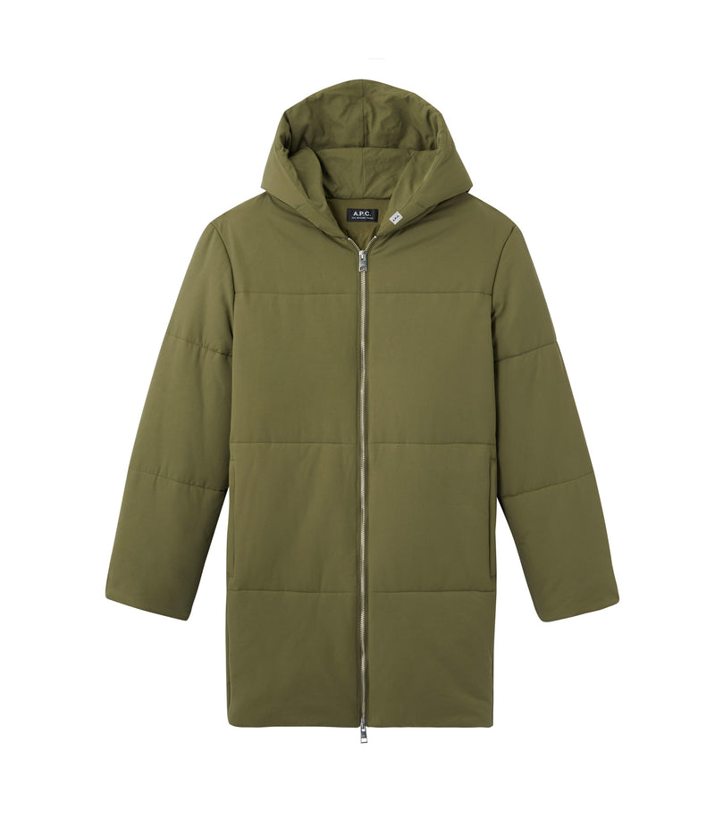 This is the Edouard winter jacket product item. Style JAC-1 is shown.