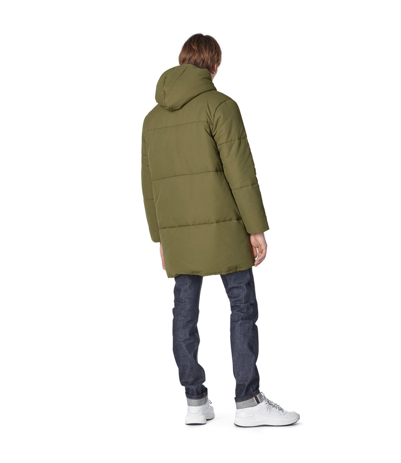 This is the Edouard winter jacket product item. Style JAC-4 is shown.