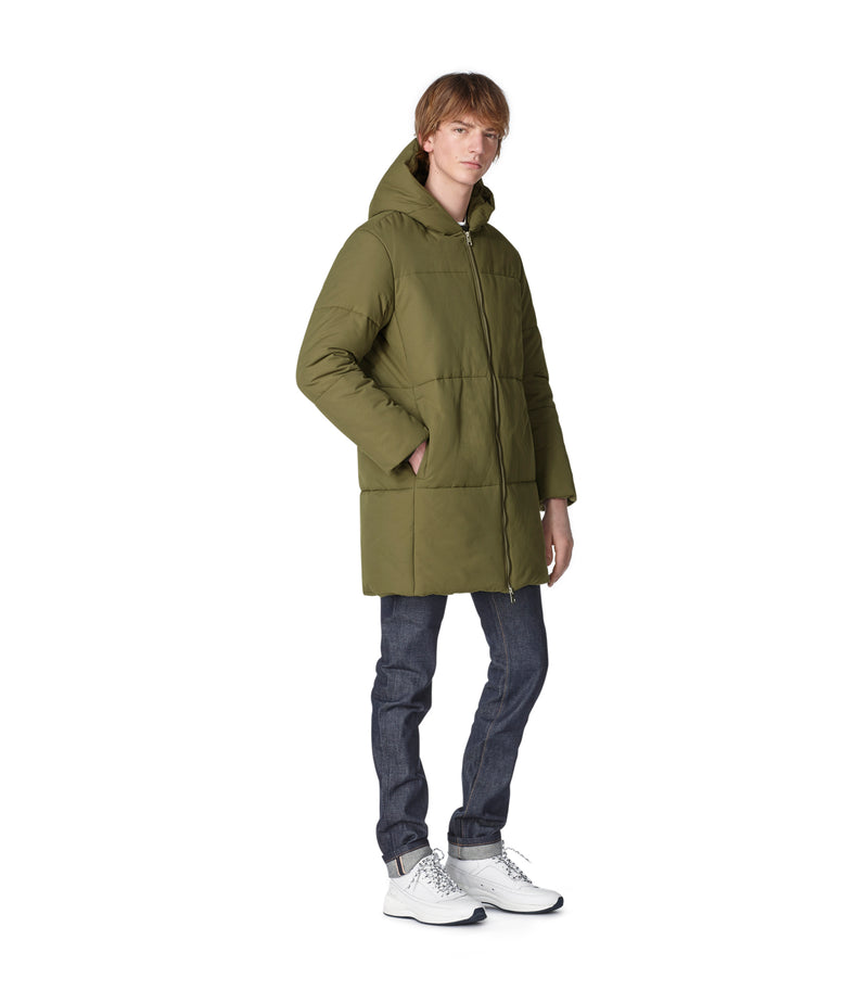 This is the Edouard winter jacket product item. Style JAC-3 is shown.