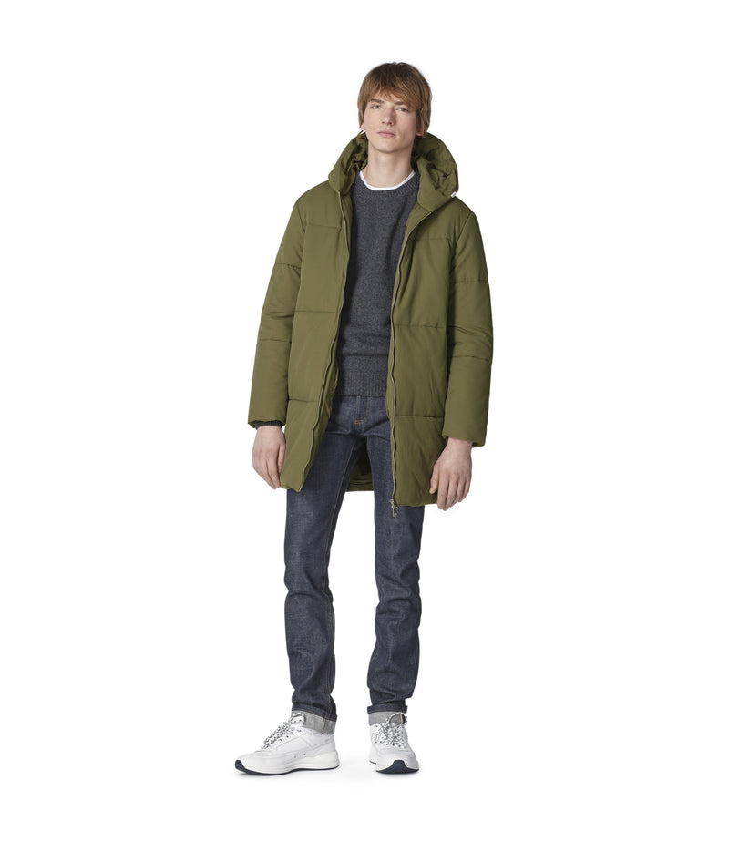 This is the Edouard winter jacket product item. Style JAC-2 is shown.