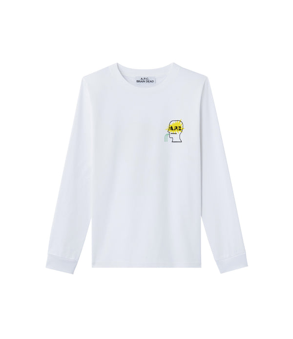 Molly T-shirt - AAB - White