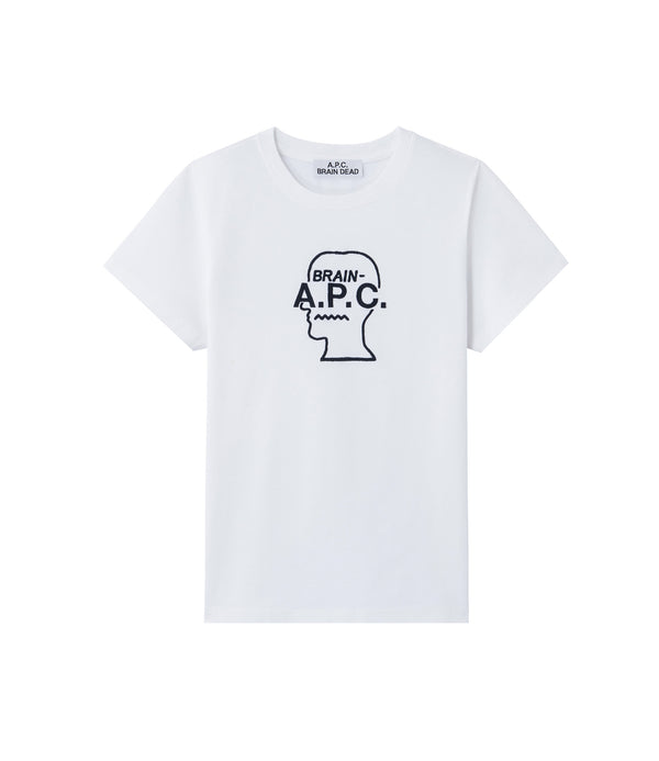 Spooky T-shirt - AAB - White