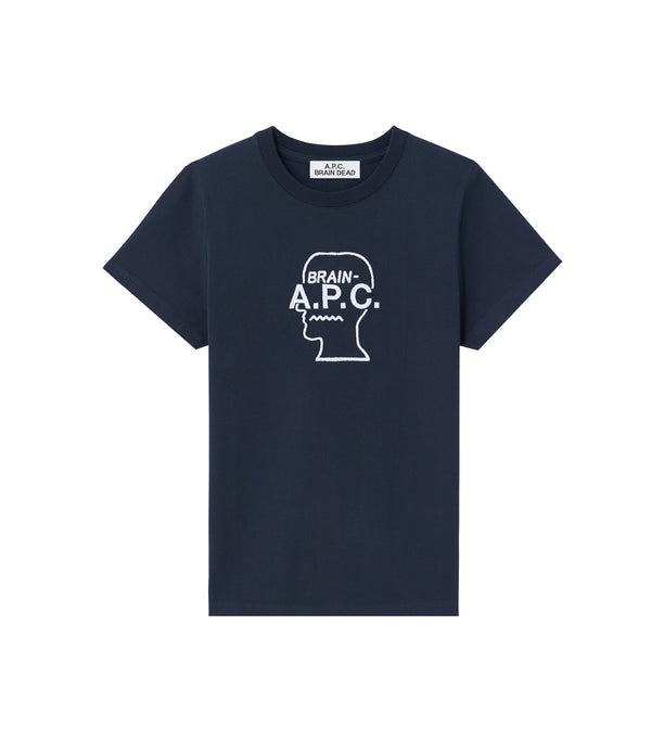 Spooky T-shirt - IAK - Dark navy blue