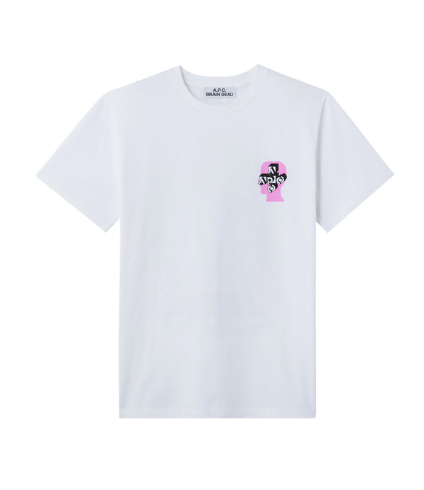 Dusty T-shirt - AAB - White