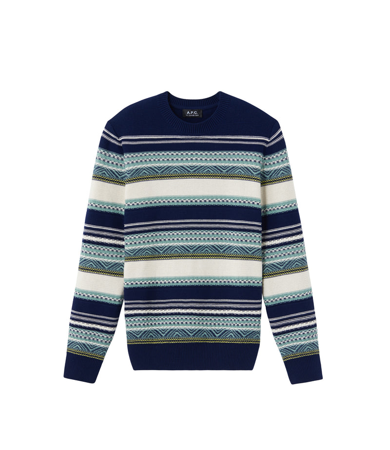 This is the Maxence sweater product item. Style IAK-1 is shown.