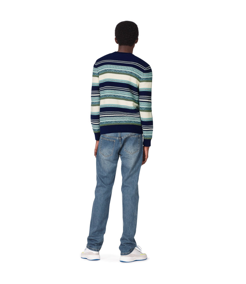 This is the Maxence sweater product item. Style IAK-3 is shown.