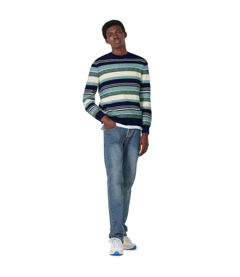 This is the Maxence sweater product item. Style IAK-4 is shown.