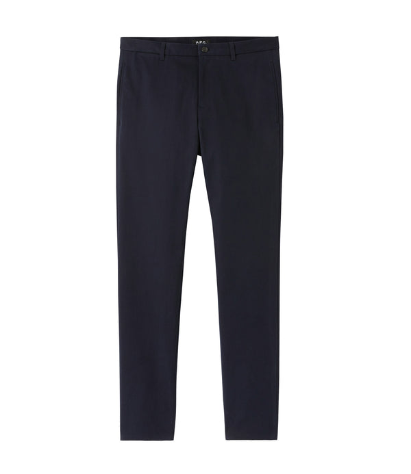 High chinos - IAK - Dark navy blue