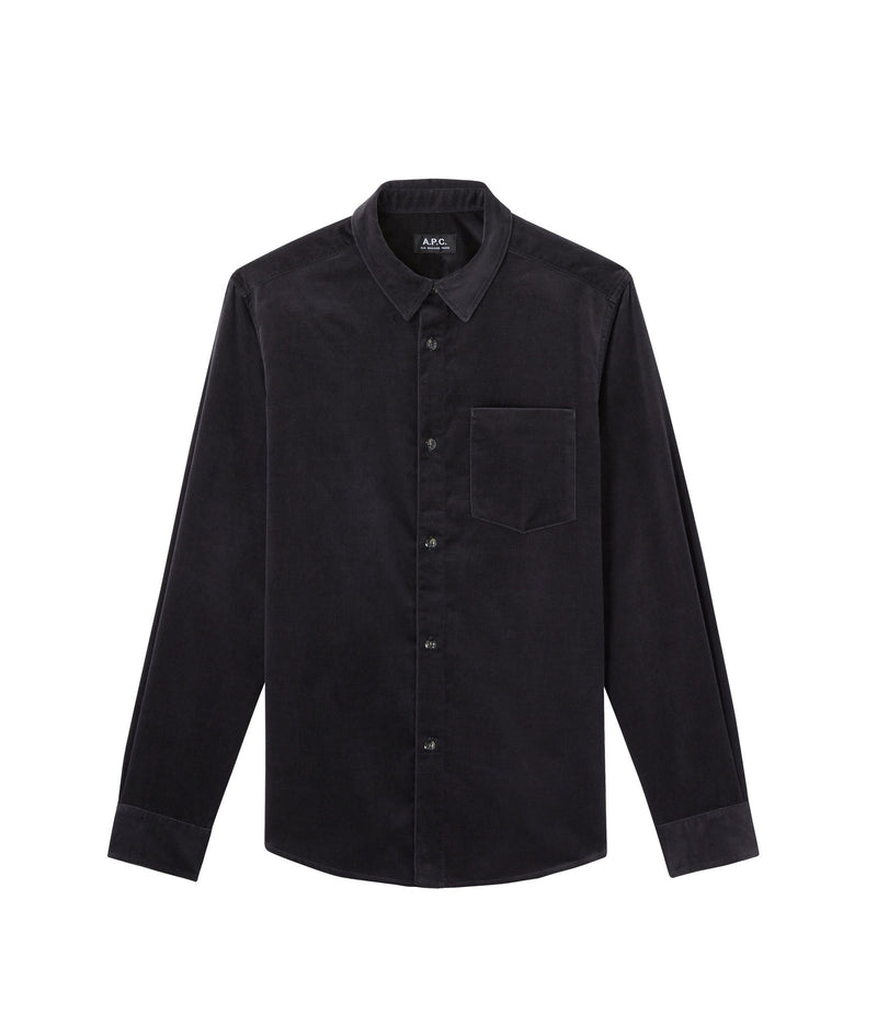 This is the John overshirt product item. Style LAD-1 is shown.