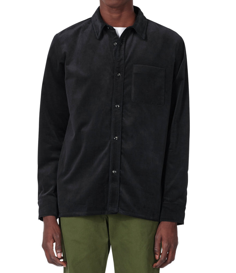This is the John overshirt product item. Style LAD-2 is shown.