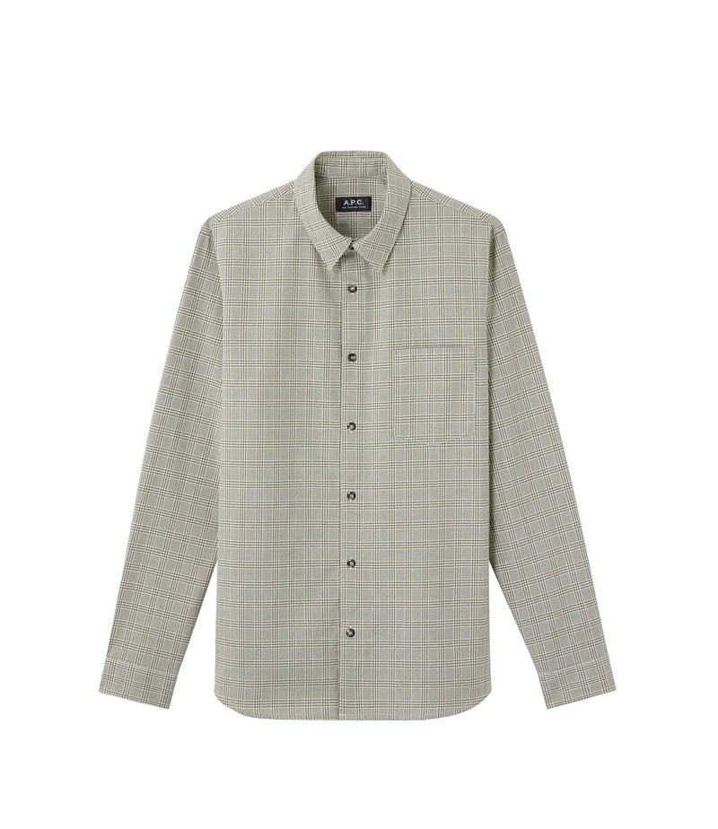 This is the Vico shirt product item. Style JAC-1 is shown.