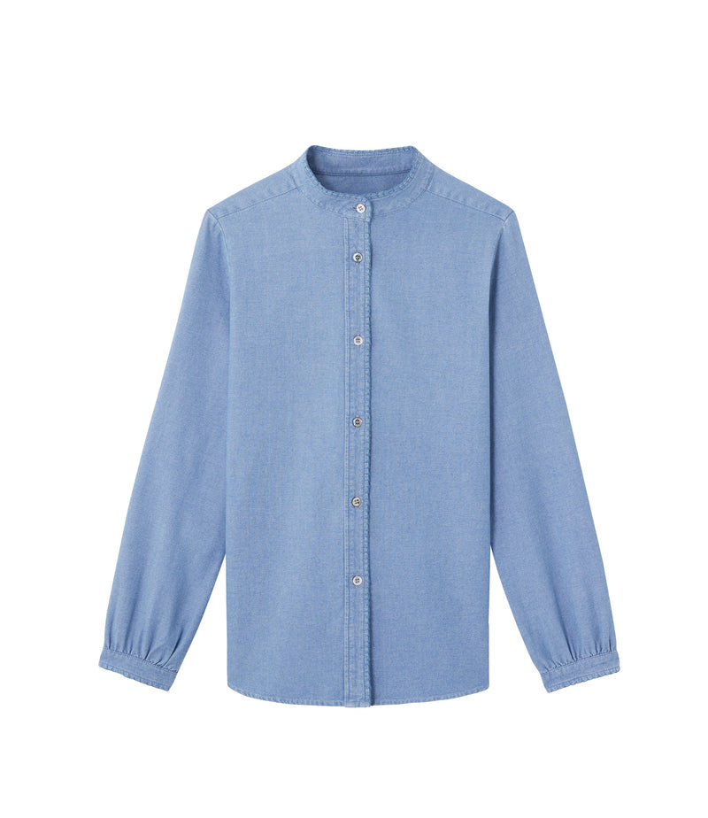 This is the Antoinette shirt product item. Style IAA-1 is shown.
