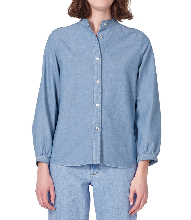 This is the Antoinette shirt product item. Style IAA-2 is shown.
