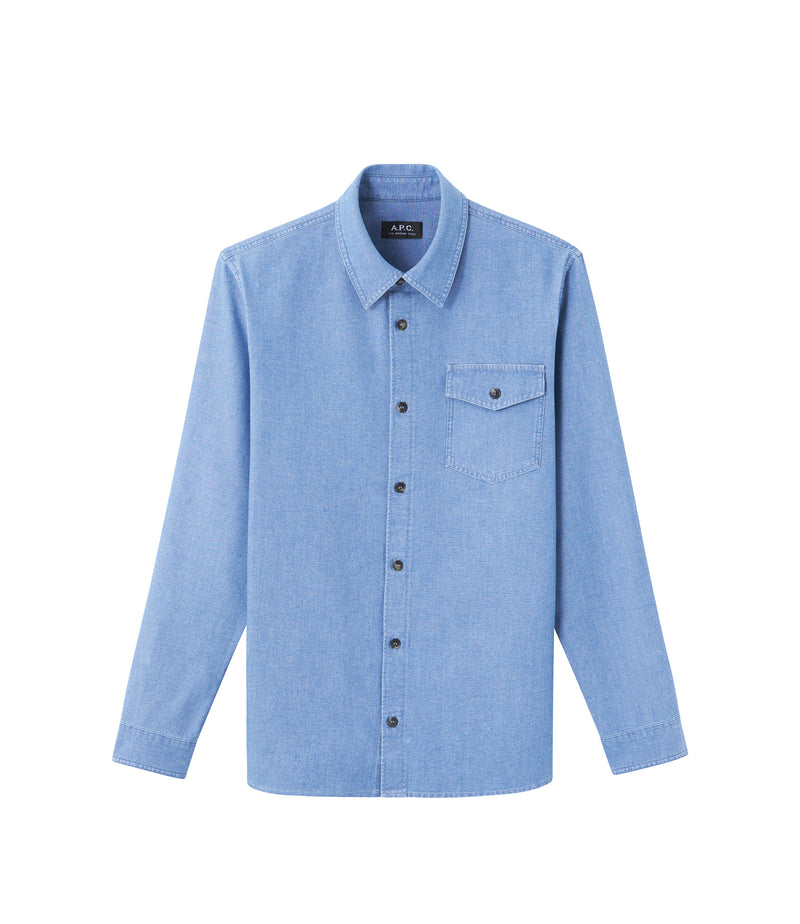 This is the Michel shirt product item. Style IAA-1 is shown.