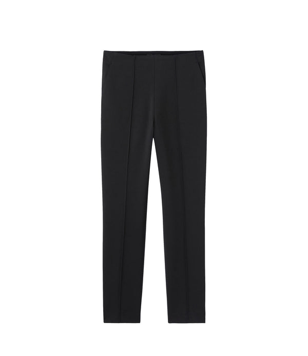 Aude pants - LZZ - Black