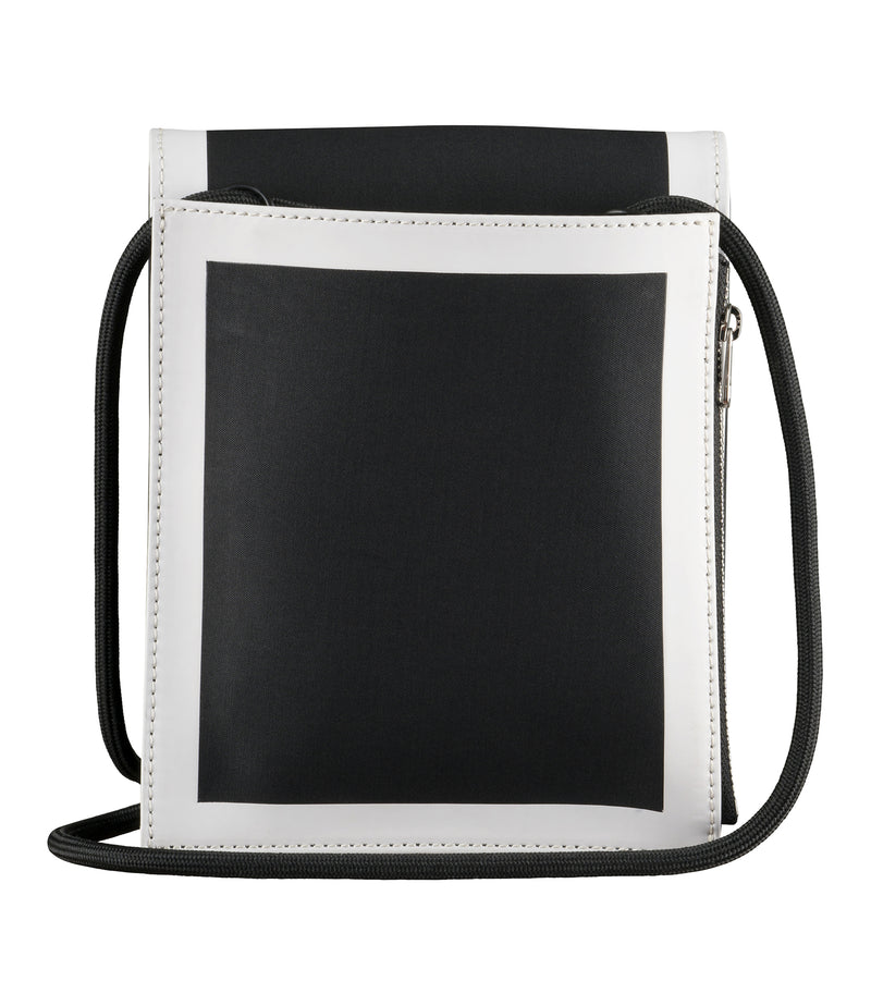 This is the Savile neck pouch product item. Style LZZ-2 is shown.