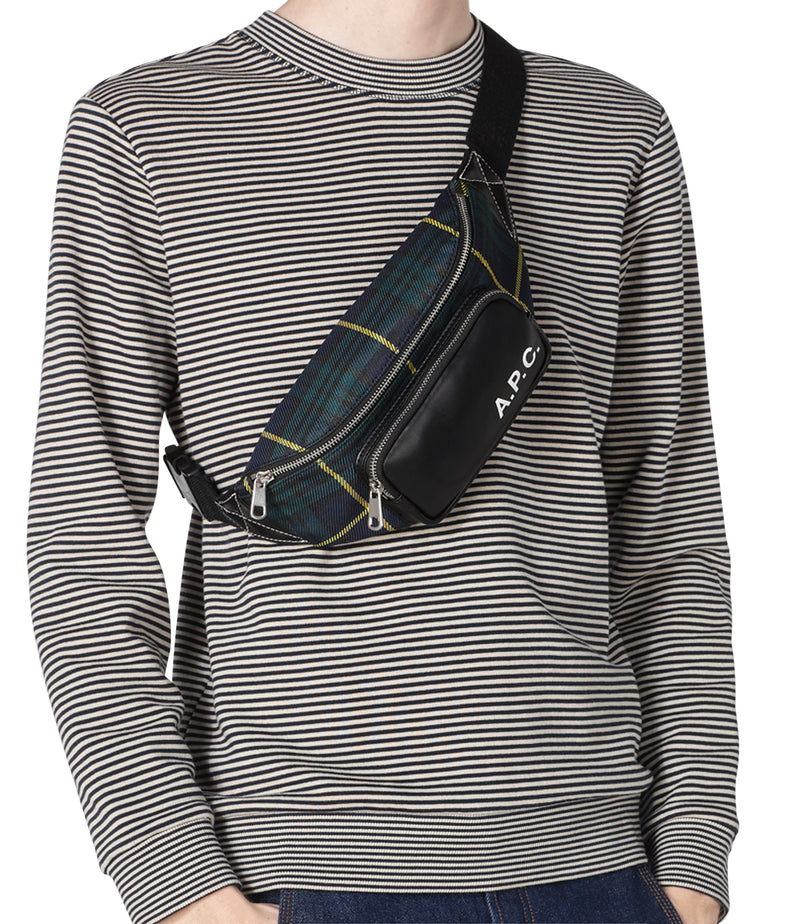 This is the Camden bum bag product item. Style IAK-2 is shown.