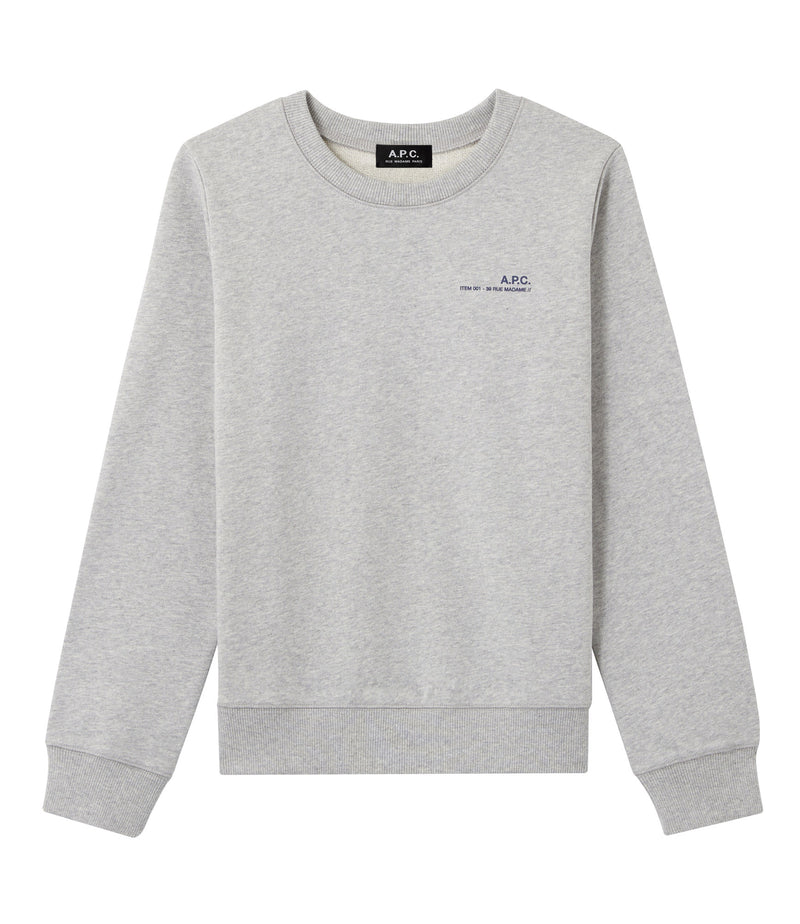 This is the Item sweatshirt product item. Style PLB-1 is shown.