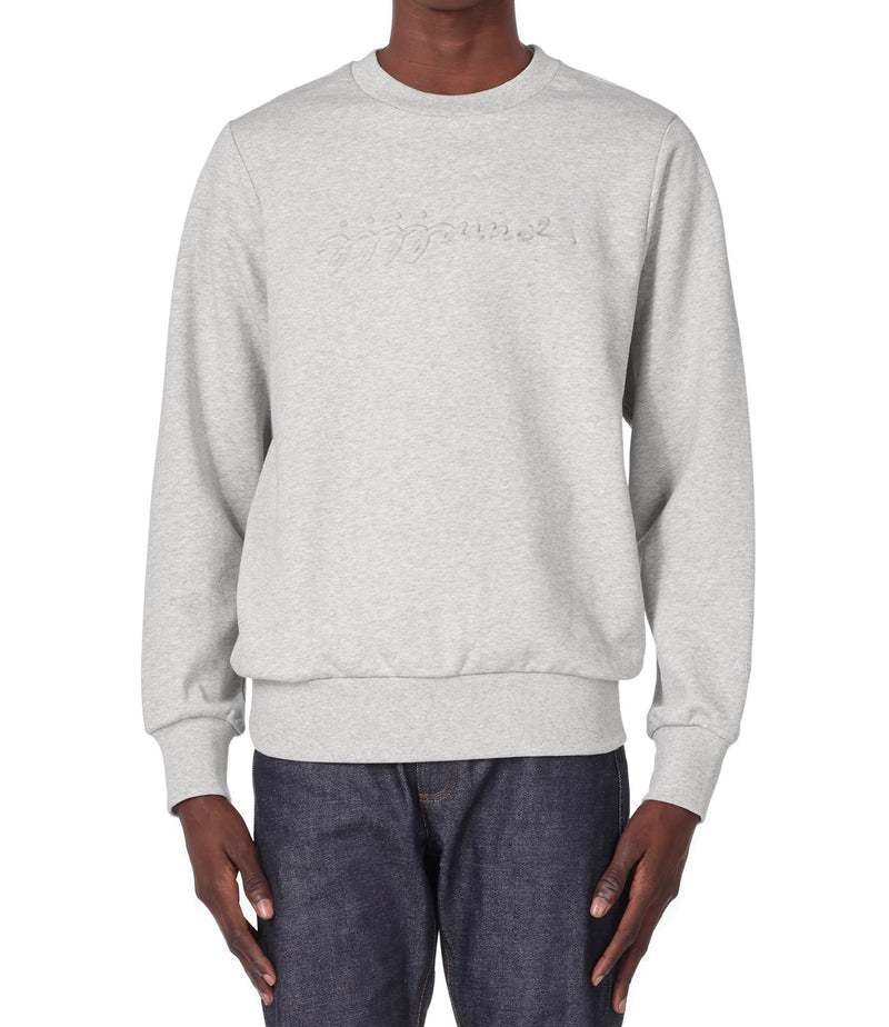This is the Justin sweatshirt product item. Style PLB-2 is shown.
