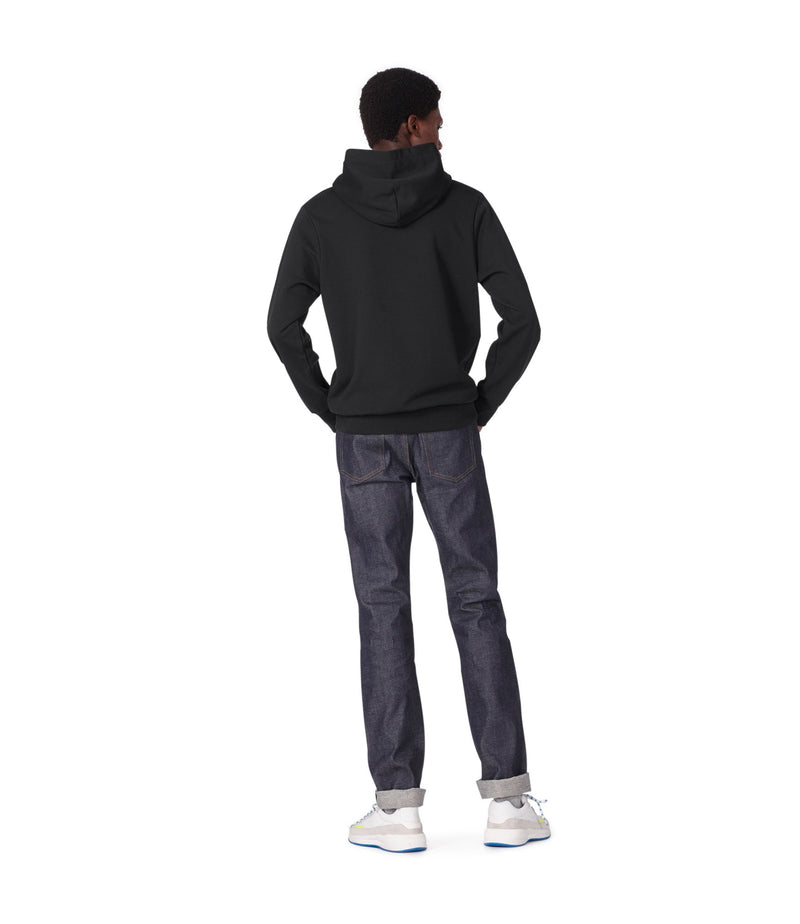 This is the Justin hoodie product item. Style LZZ-3 is shown.