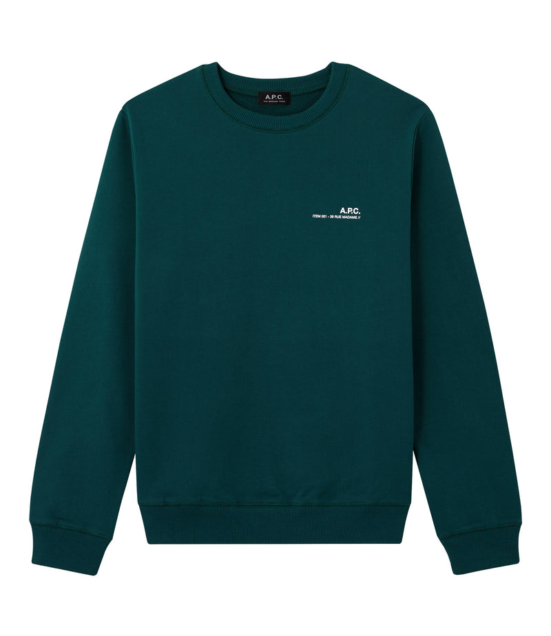 This is the Item sweatshirt product item. Style KAF-1 is shown.
