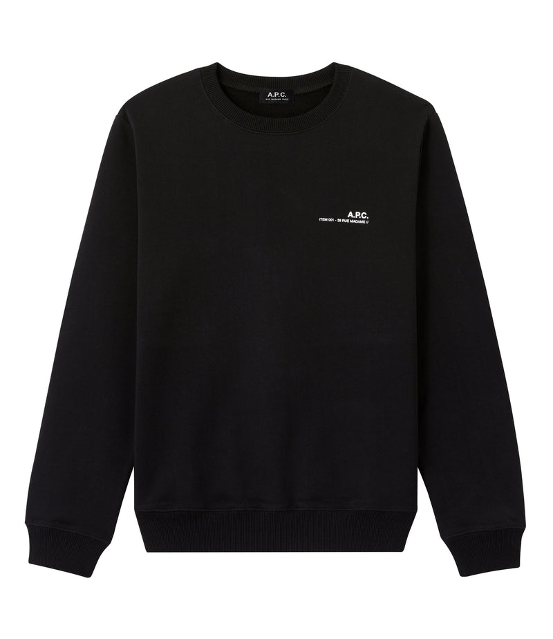 This is the Item sweatshirt product item. Style LZZ-1 is shown.