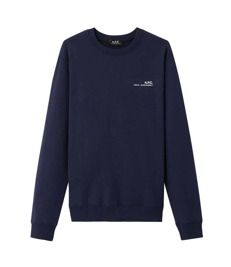 This is the Item sweatshirt product item. Style IAK-1 is shown.