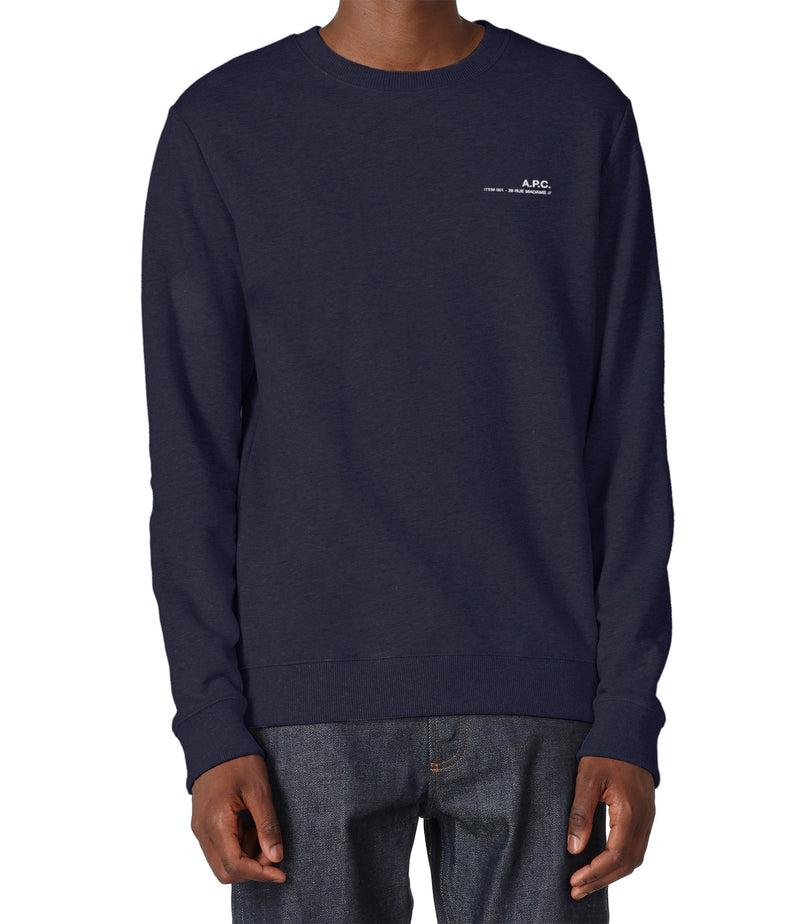 This is the Item sweatshirt product item. Style IAK-2 is shown.