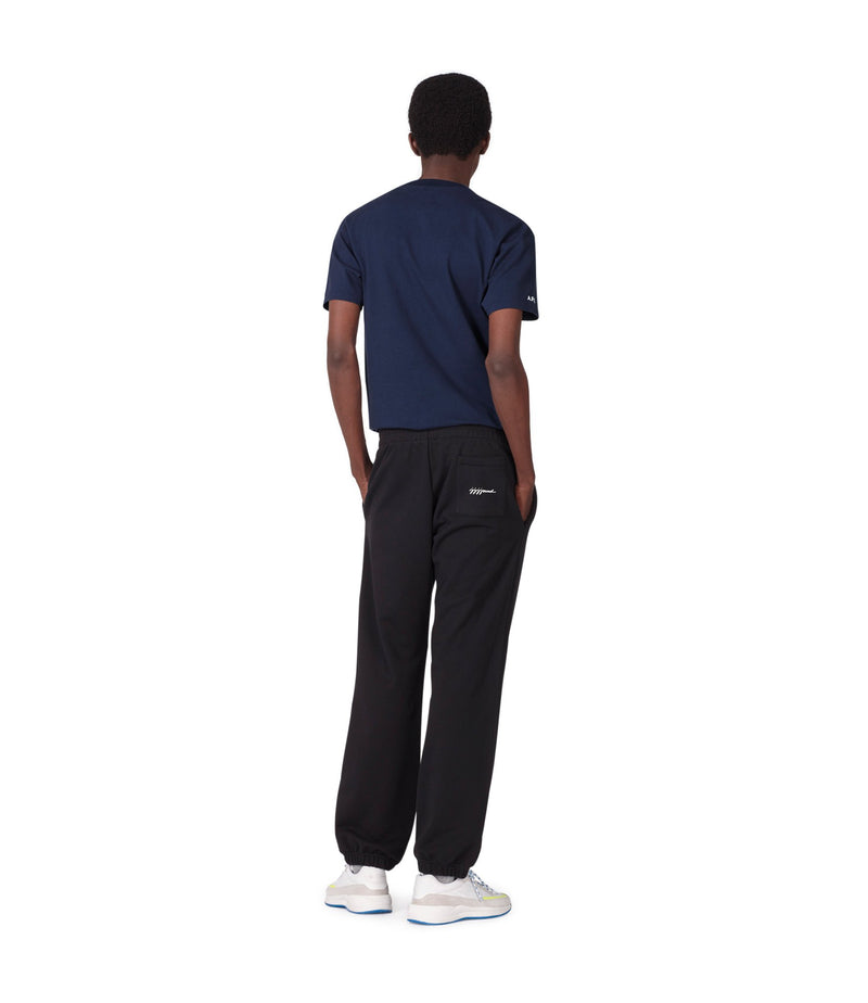 This is the Justin sweatpants product item. Style LZZ-3 is shown.