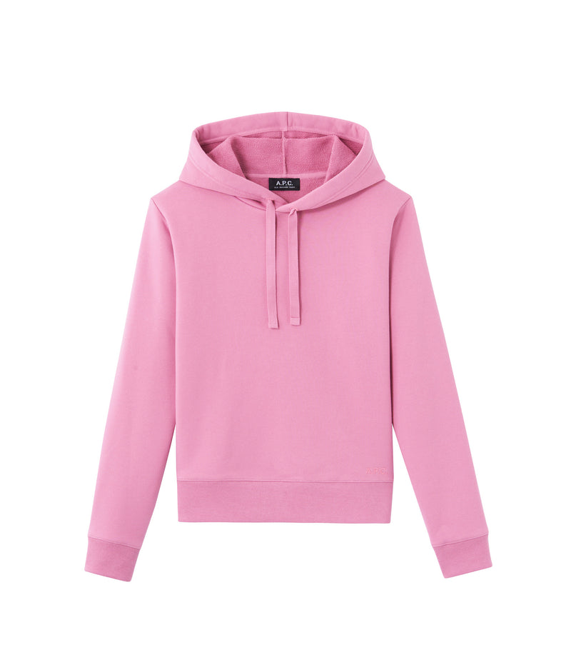 This is the Erin hoodie product item. Style FAA-1 is shown.