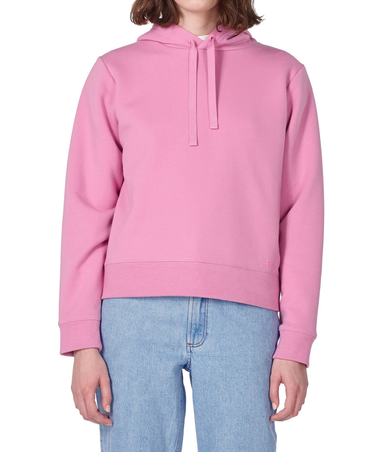 This is the Erin hoodie product item. Style FAA-2 is shown.