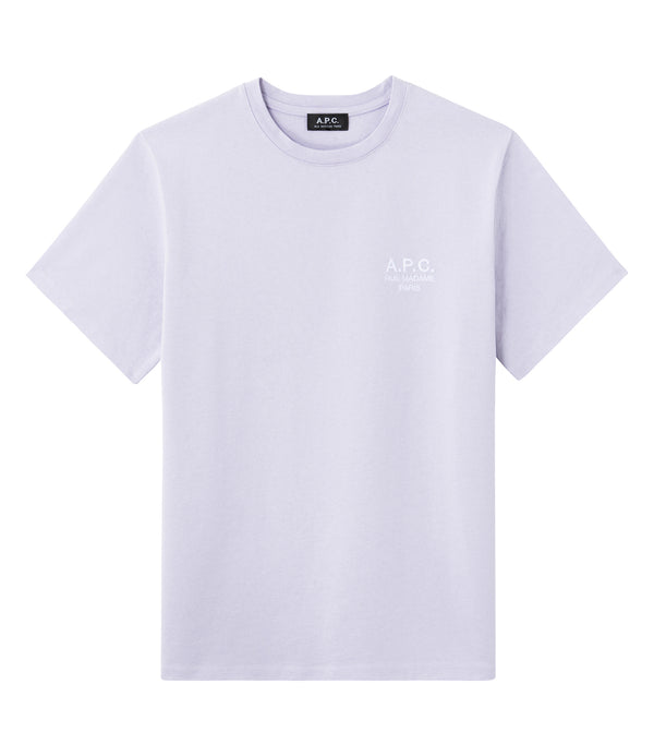 Raymond T-shirt - HAD - Lilac