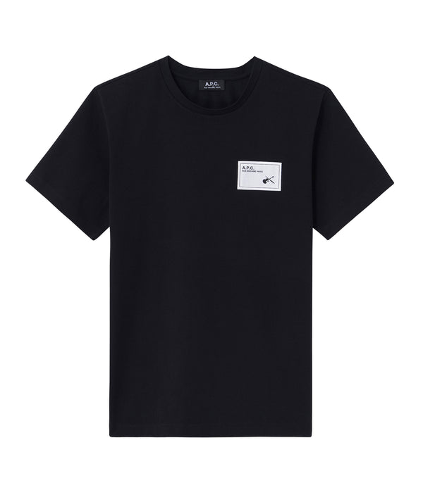 Pepper T-shirt - LZZ - Black