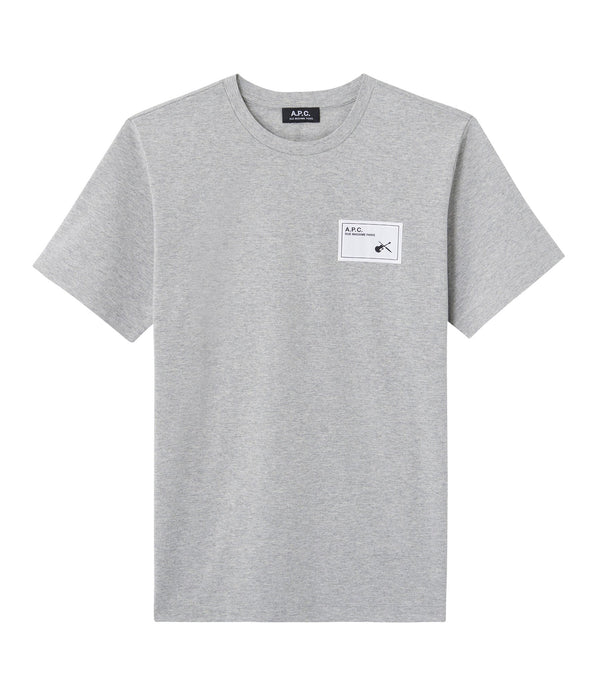 Pepper T-shirt - PLA - Heather gray