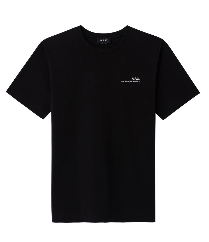 This is the Item T-shirt product item. Style LZZ-1 is shown.