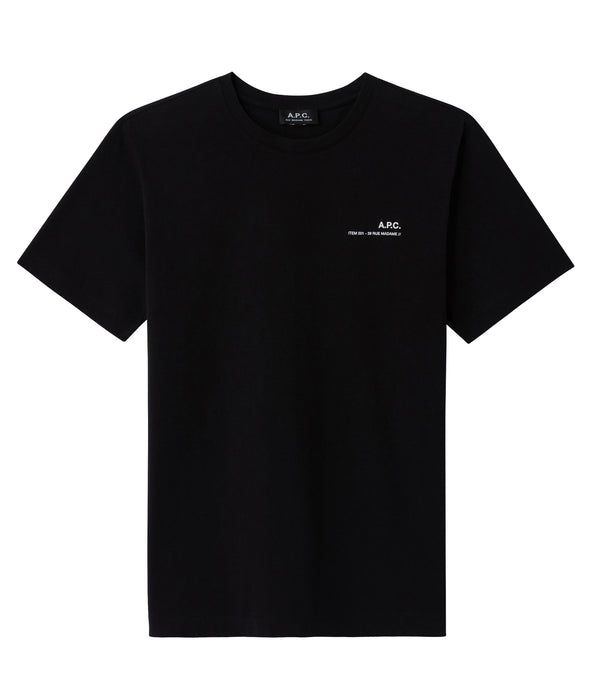 Item T-shirt - LZZ - Black