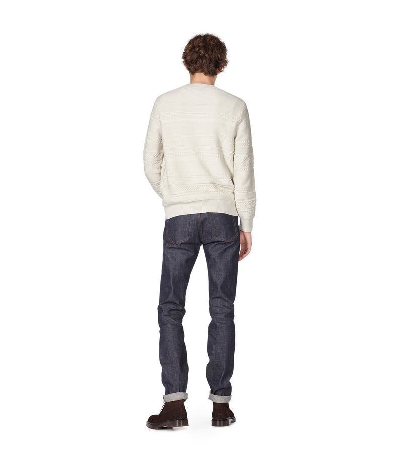 This is the Nicolas sweater product item. Style AAD-3 is shown.
