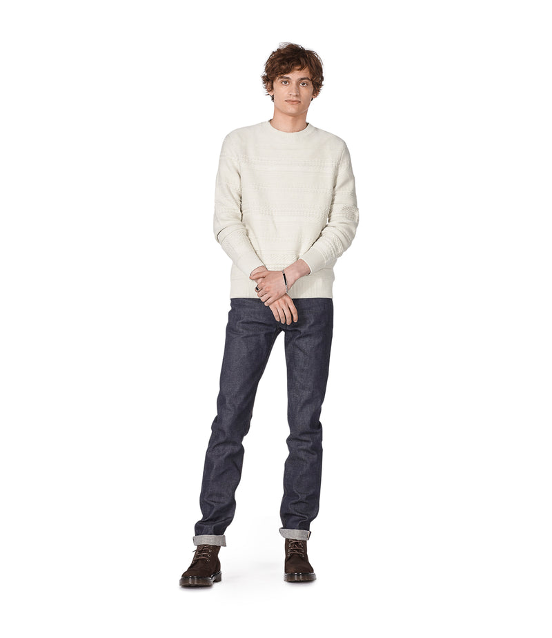 This is the Nicolas sweater product item. Style AAD-4 is shown.