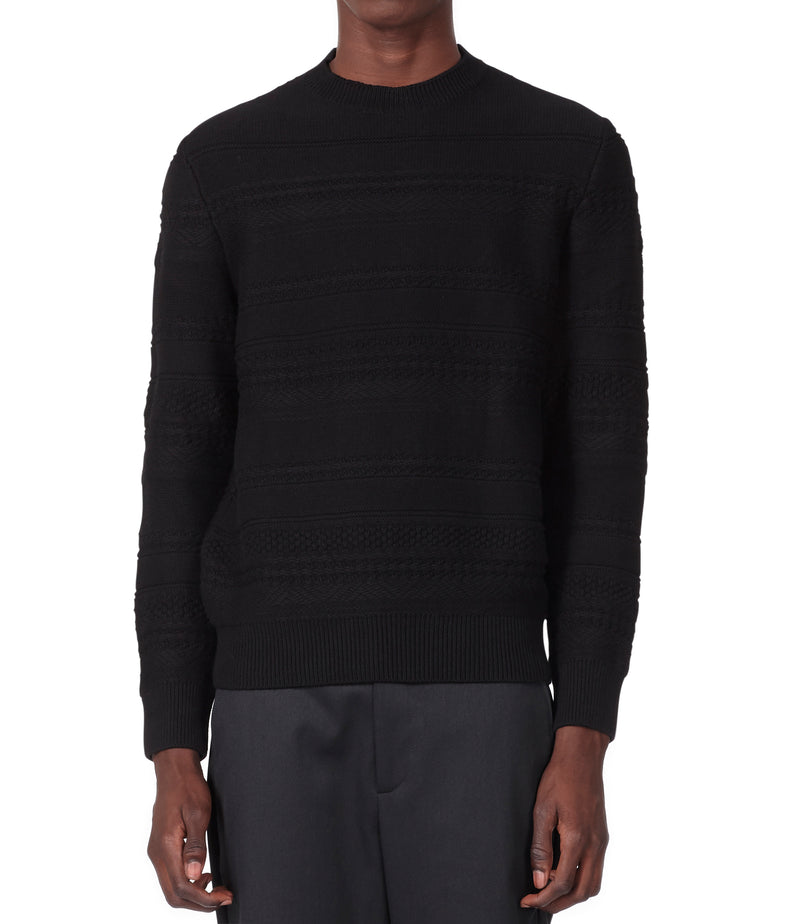 This is the Nicolas sweater product item. Style LZZ-2 is shown.
