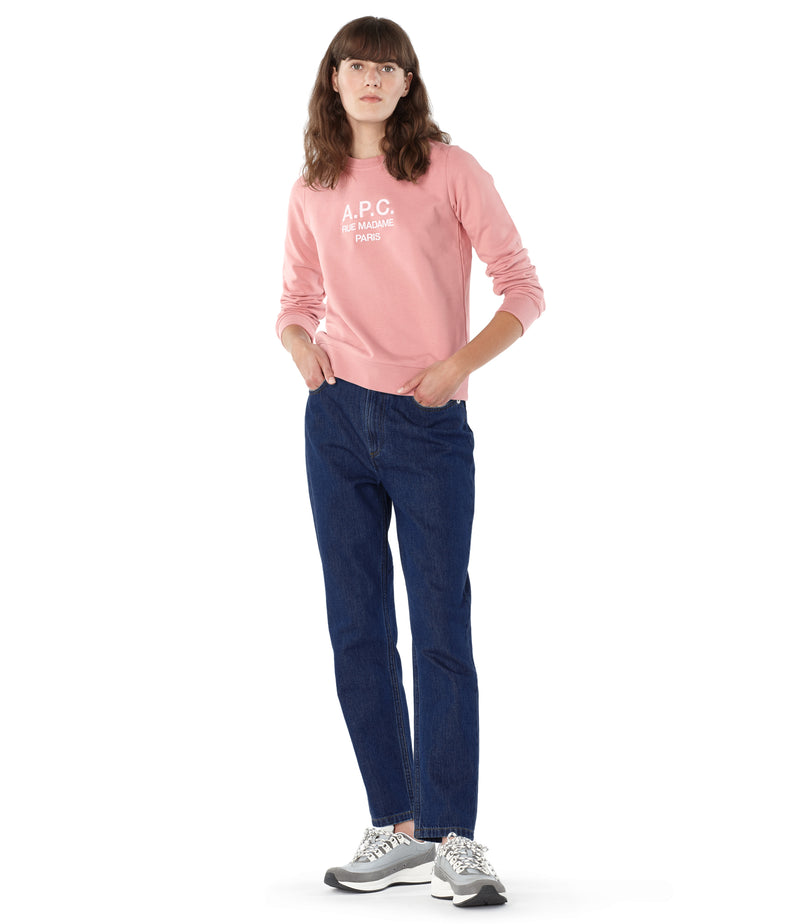 This is the Tina sweatshirt product item. Style Tina sweatshirt is shown.