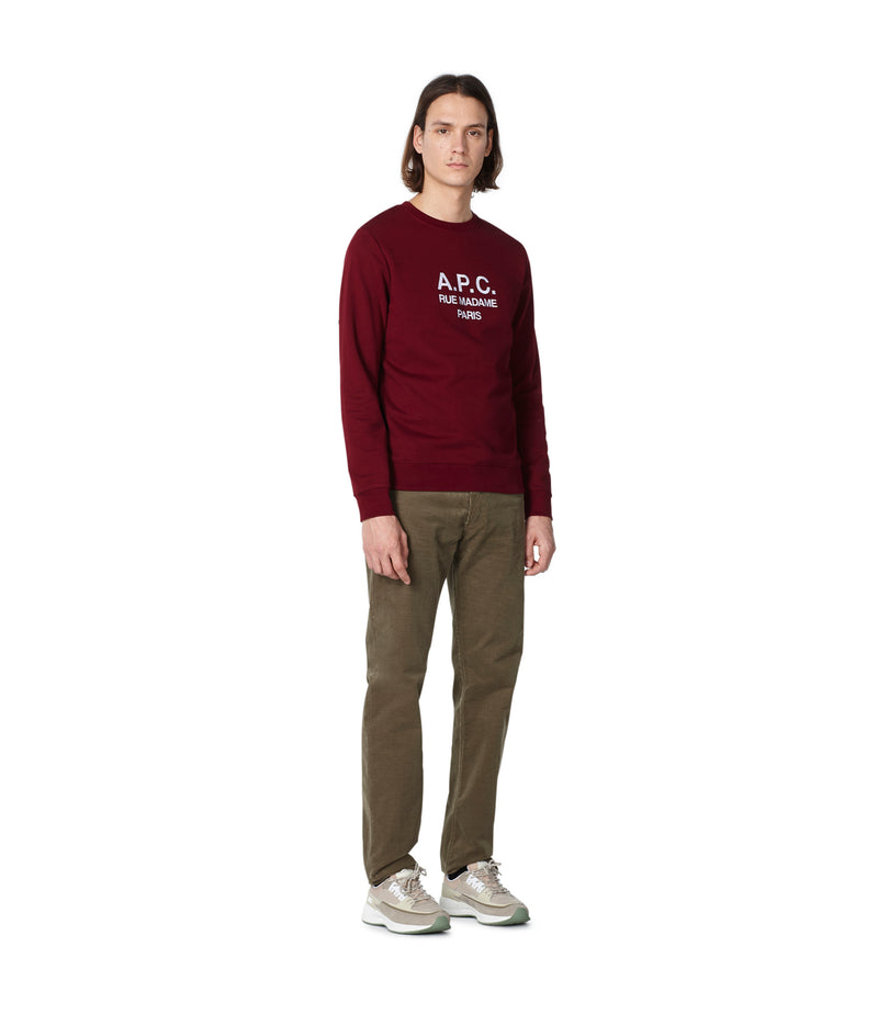 This is the Rufus sweatshirt product item. Style GAC-4 is shown.