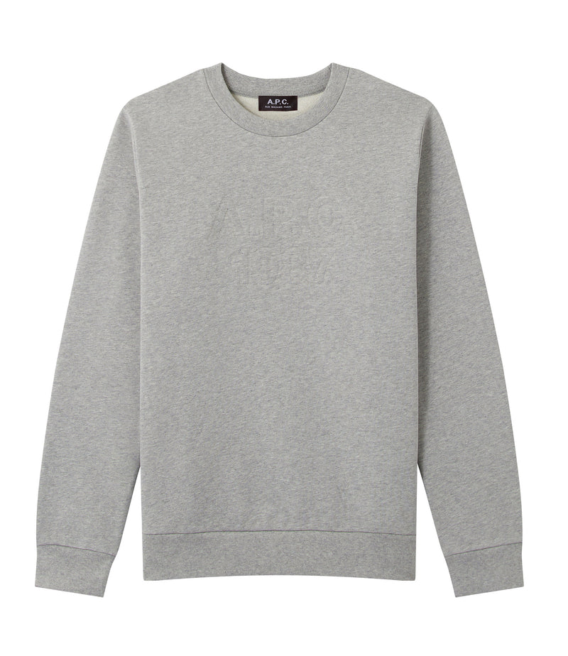 This is the Dan sweatshirt product item. Style PLA-1 is shown.