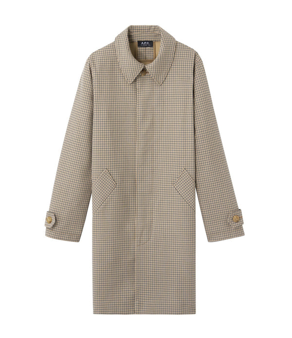 Louisa raincoat - BAA - Beige